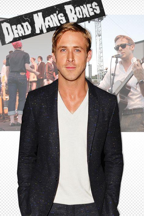 Ryan Gosling: Dead Man's Bones