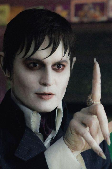 Johnny Depp Dark Shadows