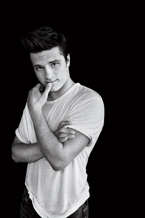 Peeta, a.k.a. Josh Hutcherson