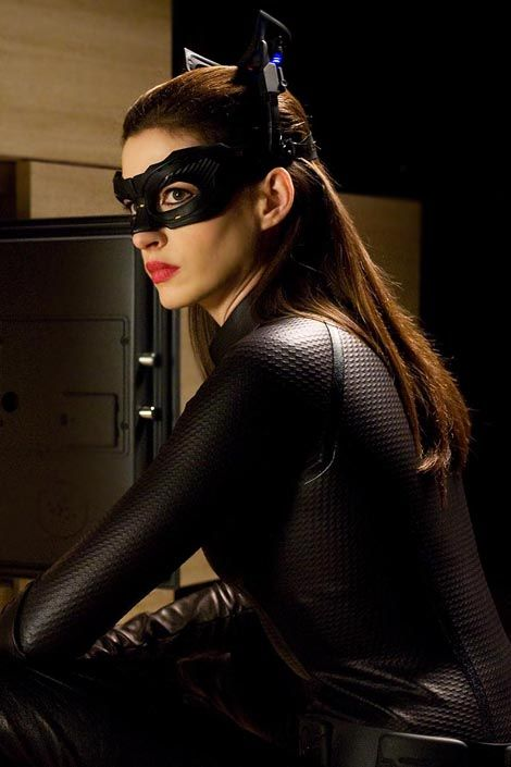 Anne Hathaway The Dark Knight Rises