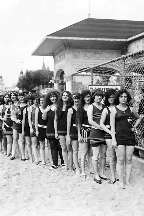 early bikini 1913