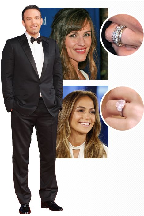 Who Got The Better Ring Celebrity Engagement Rings