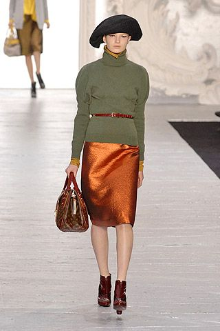 Louis Vuitton Fall 2007 Ready-to-wear Collections - 001