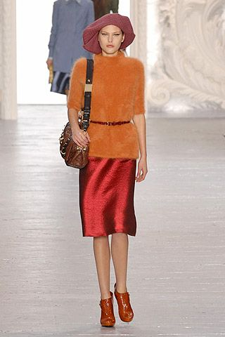 Louis Vuitton Fall 2007 Ready-to-wear Collections - 003