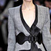 Giorgio Armani PrivÃ{{{copy}}} Fall 2007 Haute Couture Detail - 002