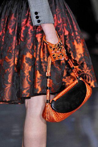 Giorgio Armani PrivÃ{{{copy}}} Fall 2007 Haute Couture Detail - 003