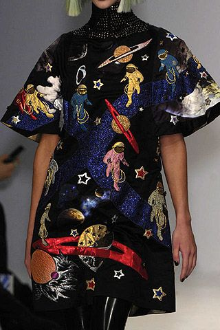 Manish Arora Fall 2007 Ready-to-wear Detail - 001