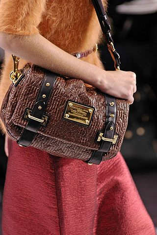 Louis Vuitton Fall 2007 Ready-to-wear Detail - 001