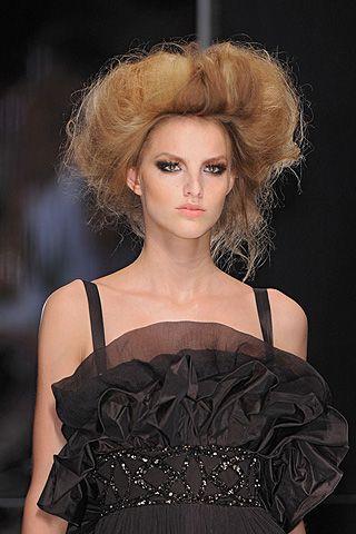 Elie Saab Fall 2008 Haute Couture Detail - 001