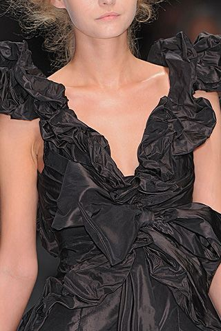 Elie Saab Fall 2008 Haute Couture Detail - 002