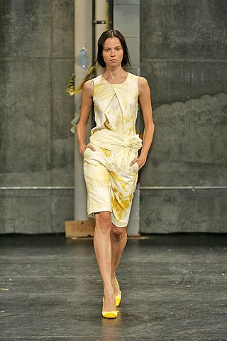 Chris Benz Spring 2009 Ready-to-wear Collections - 001