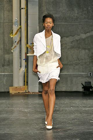 Chris Benz Spring 2009 Ready-to-wear Collections - 002