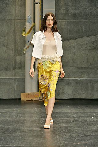 Chris Benz Spring 2009 Ready-to-wear Collections - 003