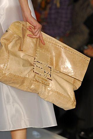 Fendi Spring 2008 Ready-to-wear Detail - 003