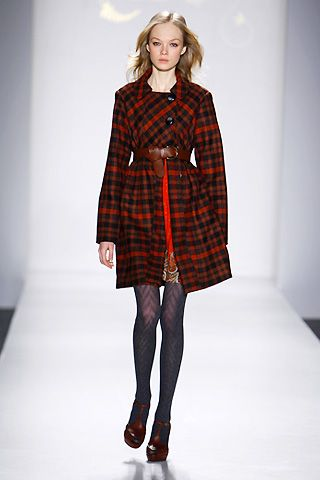 Tibi Fall 2008 Ready-to-wear Collections - 003
