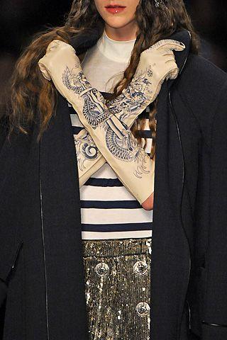 Jean Paul Gaultier Spring 2008 Haute Couture Detail - 002
