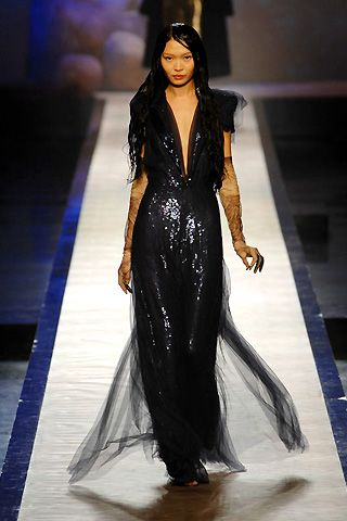 Jean Paul Gaultier Spring 2008 Haute Couture Collections - 001