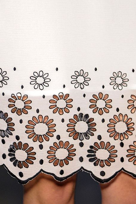 Pattern, Thigh, Pedicel, Design, Creative arts, Peach, Nail, Floral design,