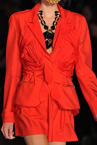 John Galliano Spring 2009 Ready-to-wear Detail - 001