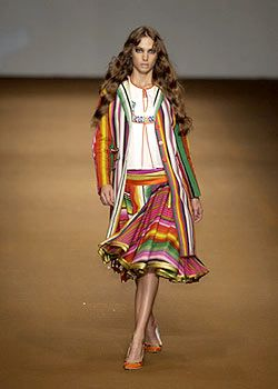 Etro Spring 2004 Ready-to-Wear Collections 0001