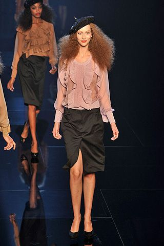 Sonia Rykiel Spring 2009 Ready-to-wear Collections - 003