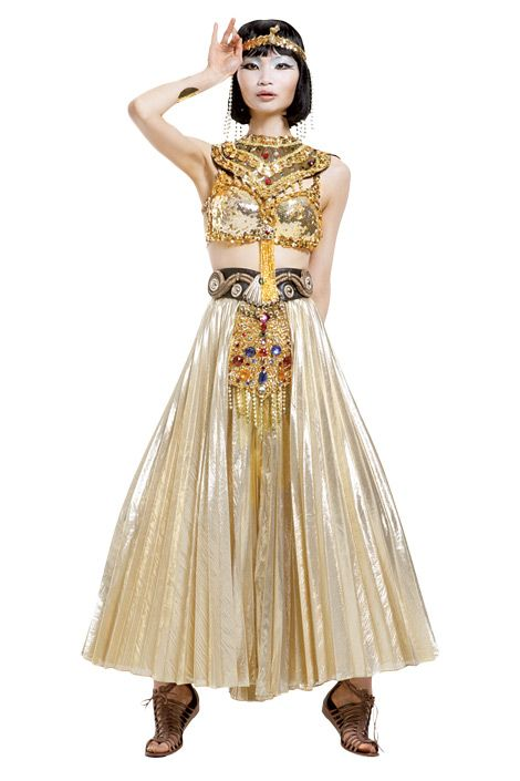 The Cleopatra: The Classic