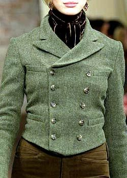 Ralph Lauren Fall 2003 Ready-to-Wear Detail 0003