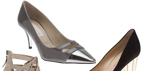 5021dae3861 Low Heels Fall 2013 Trend - Low Mid and Kitten Heels