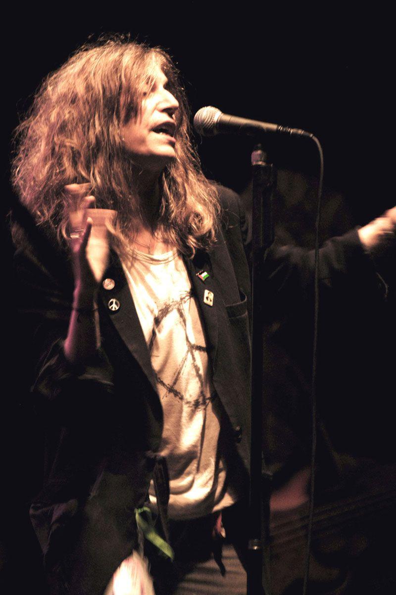 Patti Smiths 67th Birthday Patti Smith Quotes Pictures
