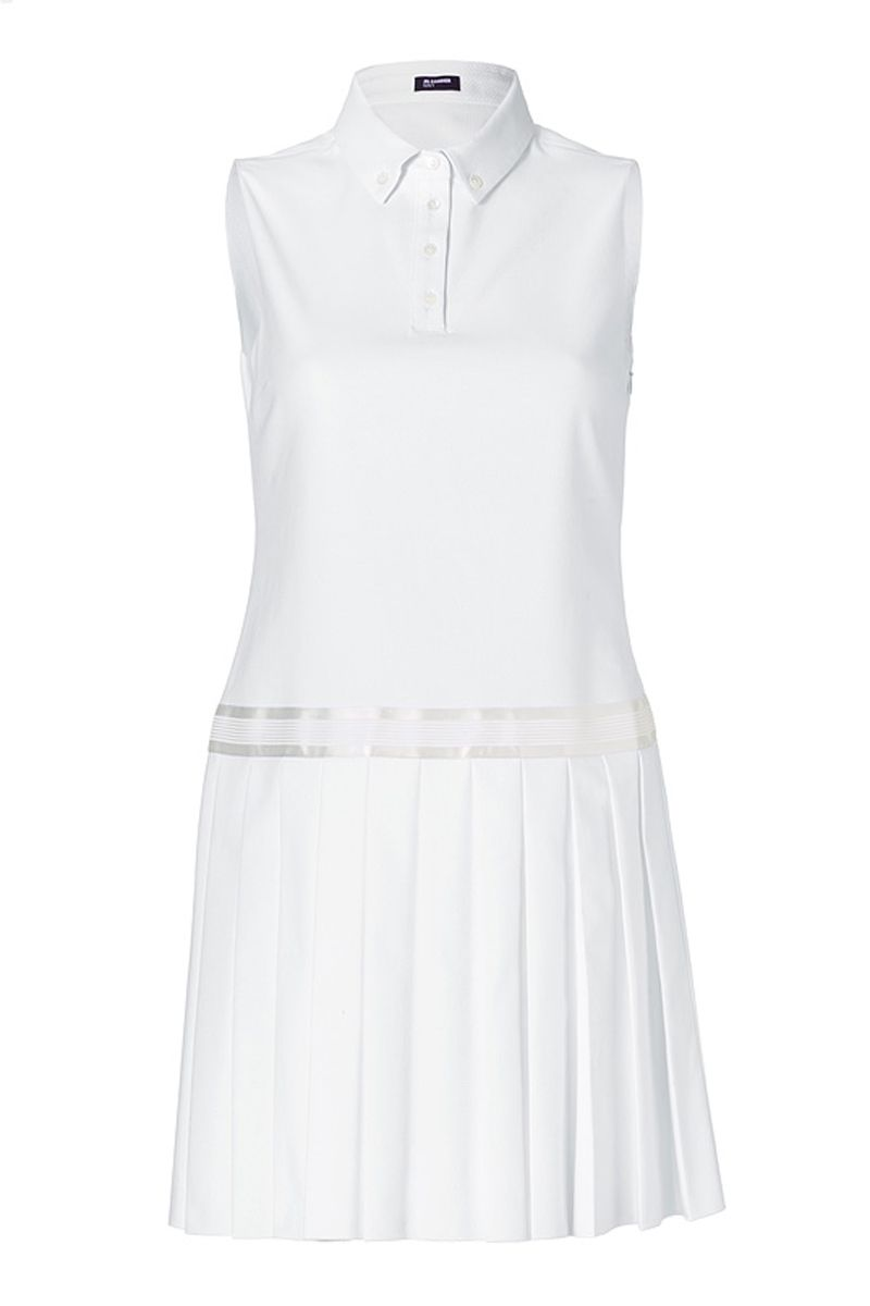 Satin Tennis Dress