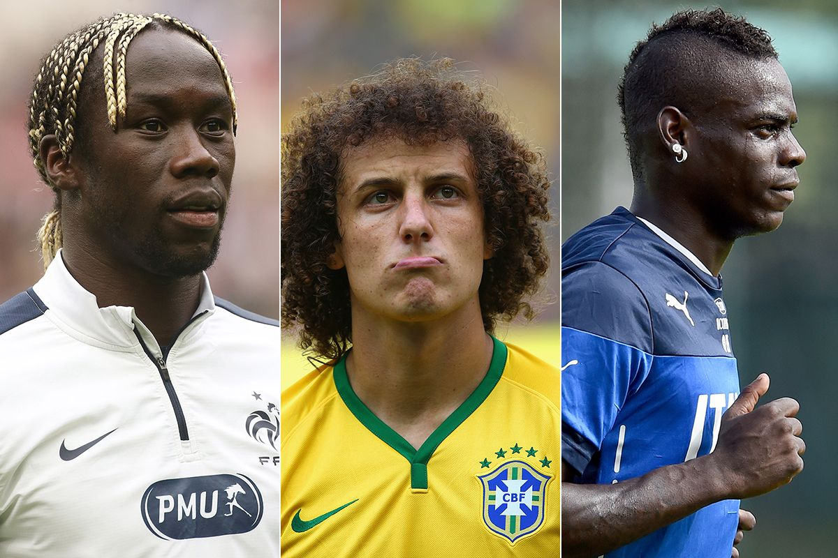 Crazy World Cup Hair The Wildest Soccer Player Hair