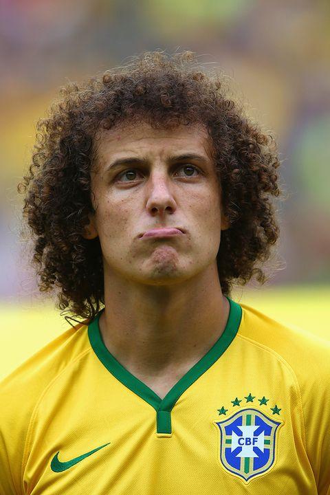The Wildest Soccer Player Hair