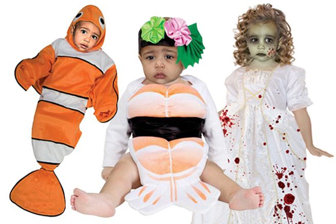 7 Possible Halloween Costumes for North West - Celebrity Baby ...