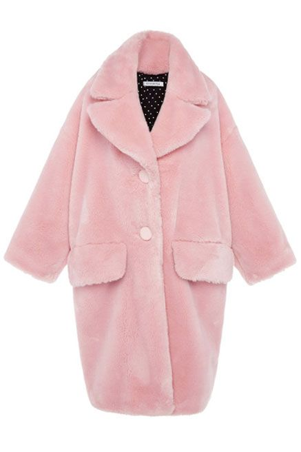 Product, Collar, Sleeve, Coat, Textile, Outerwear, White, Pink, Magenta, Fashion,