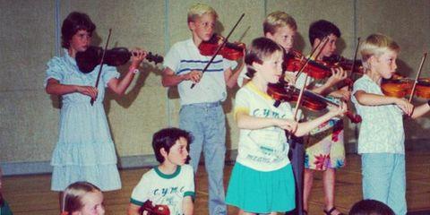 Face, Head, Violin, Violinist, Violin family, Fiddle, Bowed string instrument, Violist, Musical instrument, String instrument,