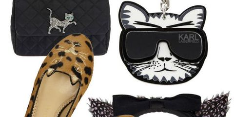 Paws for a Moment to Purrrsue These Amazing New Cat-Themed Accessories