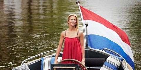 Tommy Hilfiger Exec Avery Baker Lives Large in Amsterdam
