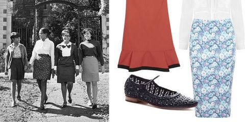 'Seven Sisters Style': How to Master the Preppy Look