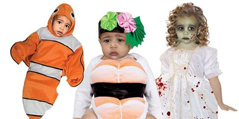 Head, Nose, Child, Baby & toddler clothing, Orange, Headgear, Costume accessory, Hair accessory, Day dress, Peach,