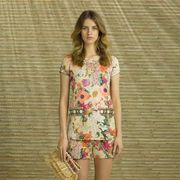 Clothing, Brown, Shoulder, Dress, Human leg, One-piece garment, Style, Summer, Waist, Day dress,