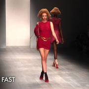 Human, Dress, Human body, Hat, Red, Sun hat, Style, Fashion accessory, Fashion model, Fashion,