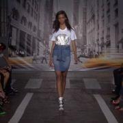 Leg, People, Human body, Human leg, Urban area, Photograph, Street, Style, Summer, Thigh,