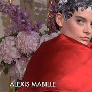 Petal, Purple, Lavender, Headpiece, Violet, Hair accessory, Portrait, Portrait photography, Cut flowers, Artificial flower,