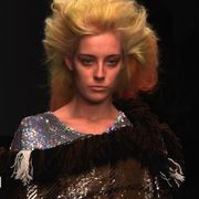 Hairstyle, Style, Eyelash, Fashion, Blond, Hair coloring, Fashion model, Makeover, Animation, Step cutting,