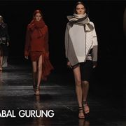 Leg, Coat, Fashion model, Jacket, Fashion, Fashion show, Sandal, Runway, High heels, Thigh,