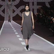 Human body, Dress, Style, Fashion, Fashion model, One-piece garment, Runway, Fashion show, Street fashion, Model,