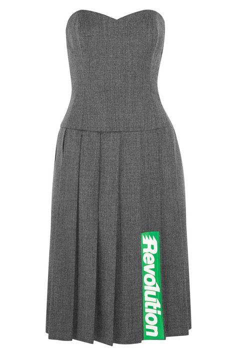 Textile, Dress, Pattern, Grey, One-piece garment, Teal, Woolen, Day dress, Pattern, Cocktail dress,