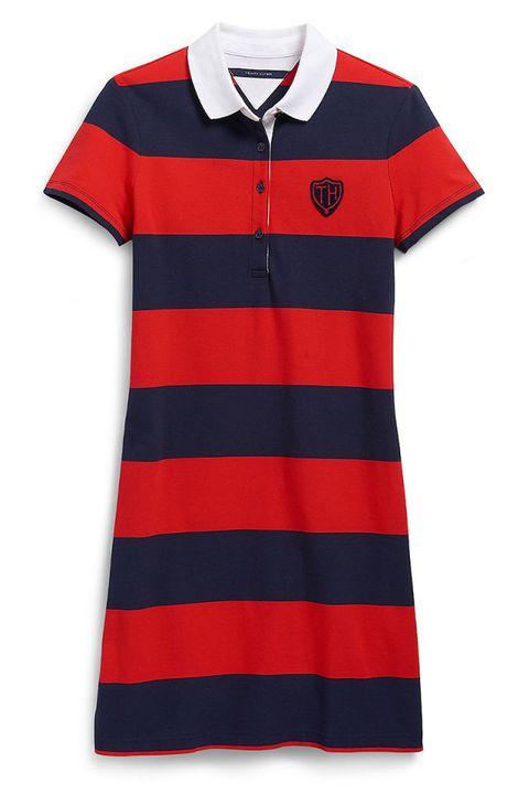 Product, Collar, Sleeve, Red, White, Uniform, Carmine, Electric blue, Fashion, Maroon,
