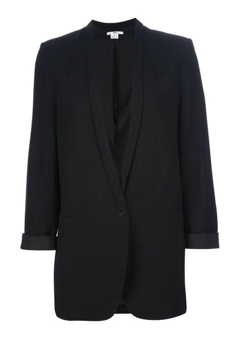helmut lang boyfriend jacket
