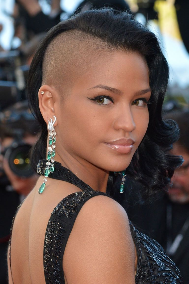 Weird Celebrity Hairstyles Celebrities With Edgy Hair